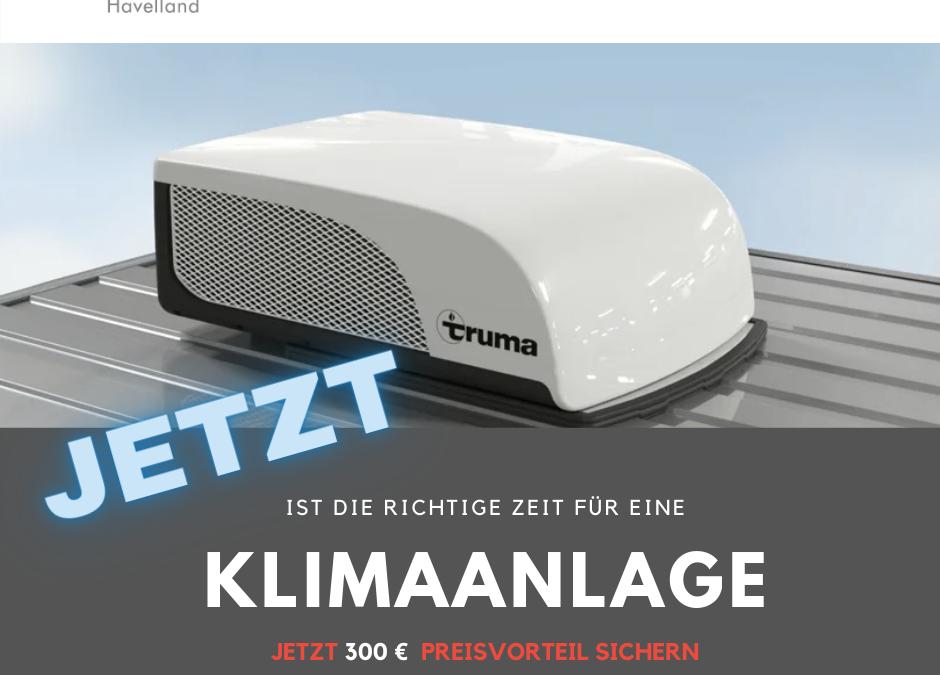 Klimaanlage mit Preisvorteil